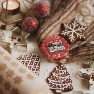 Pierniczkowo – Yankee Candle Frosty Gingerbread