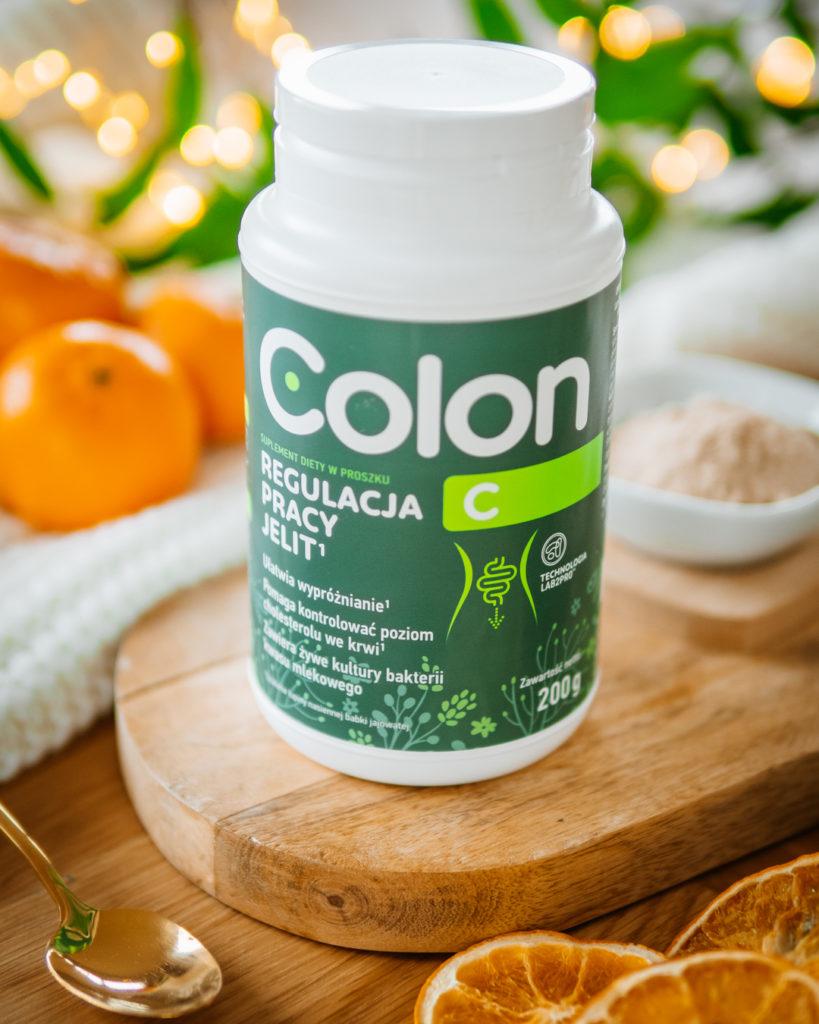 Colon C - mój sposób na poprawę pracy jelit