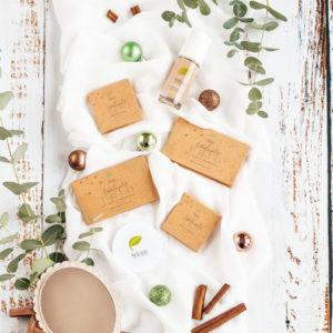Felicea – naturalny makijaż świąteczny