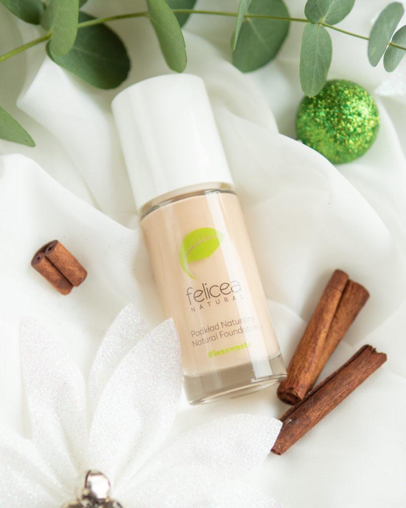 podkład naturalny felicea 133 natural beige
