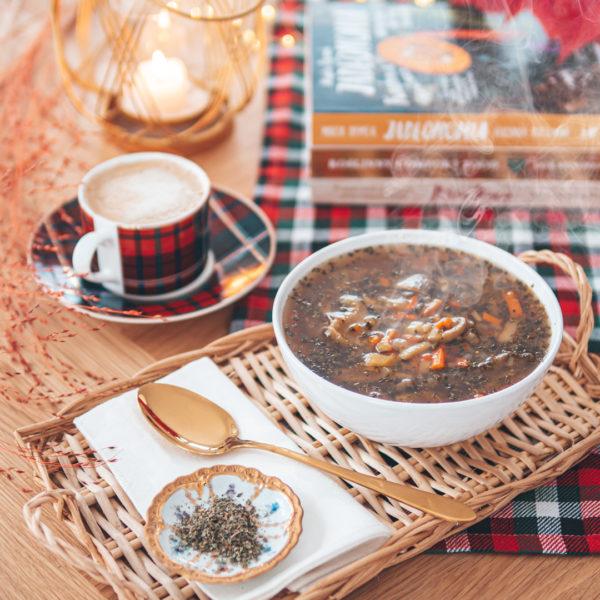 flaczki-z-boczniakow-zupa
