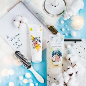 Włosing z Hairy Tale Cosmetics – Fluffy co-wash i Curlmelon