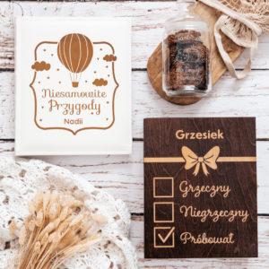 Personalizowane prezenty z sercem – Gifted.pl