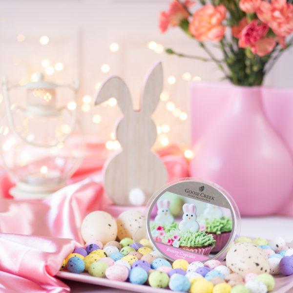 Goose Creek Bunny Cupcake wosk zapachowy wielkanoc