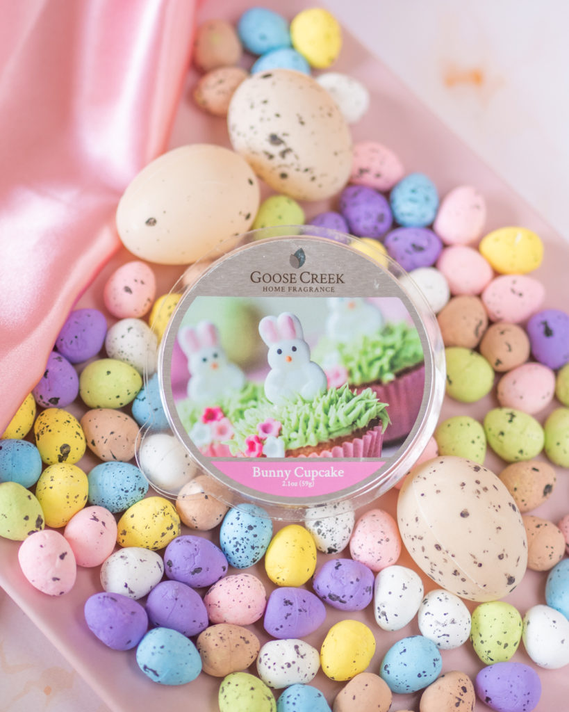 goose creek bunny cupcake wosk