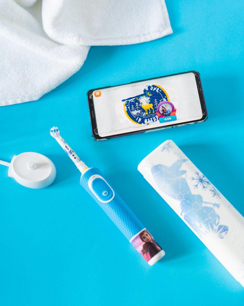 Aplikacja do mierzenia czasu mycia zębów