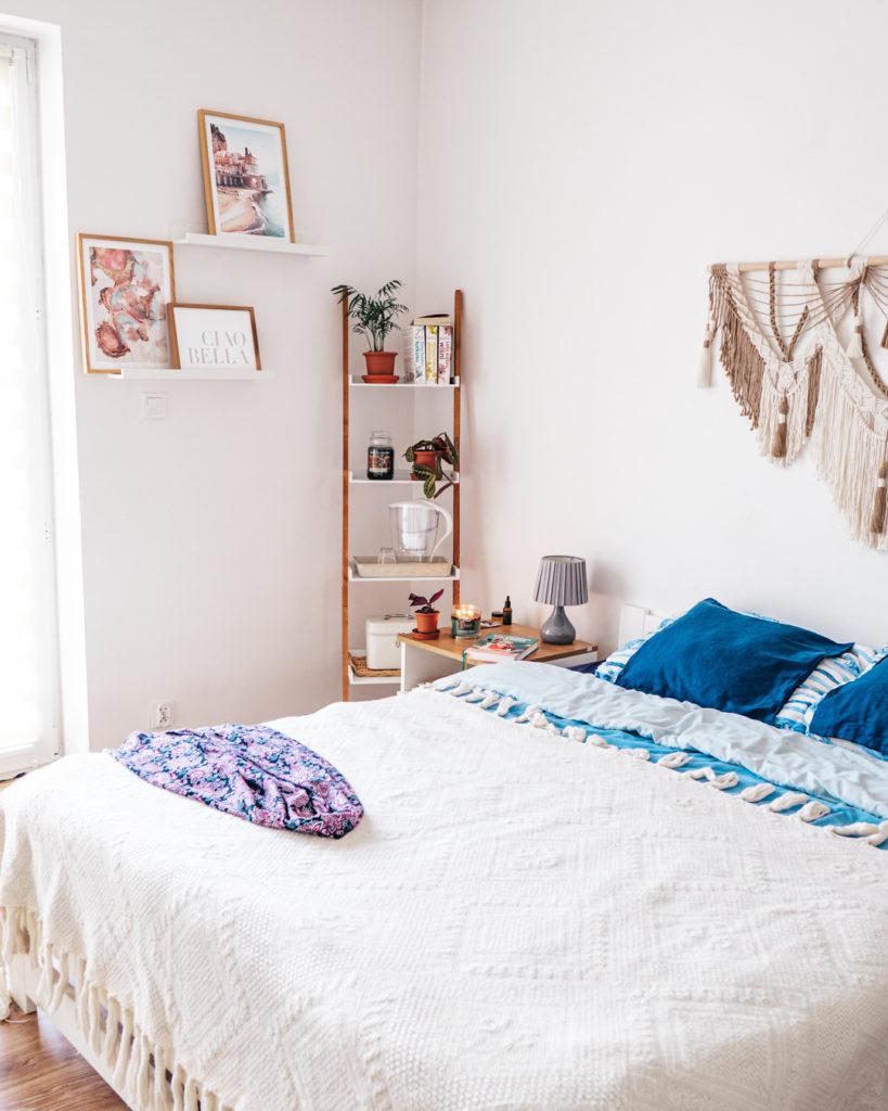 Sypialnia dekoracje na ścianę Poster Store