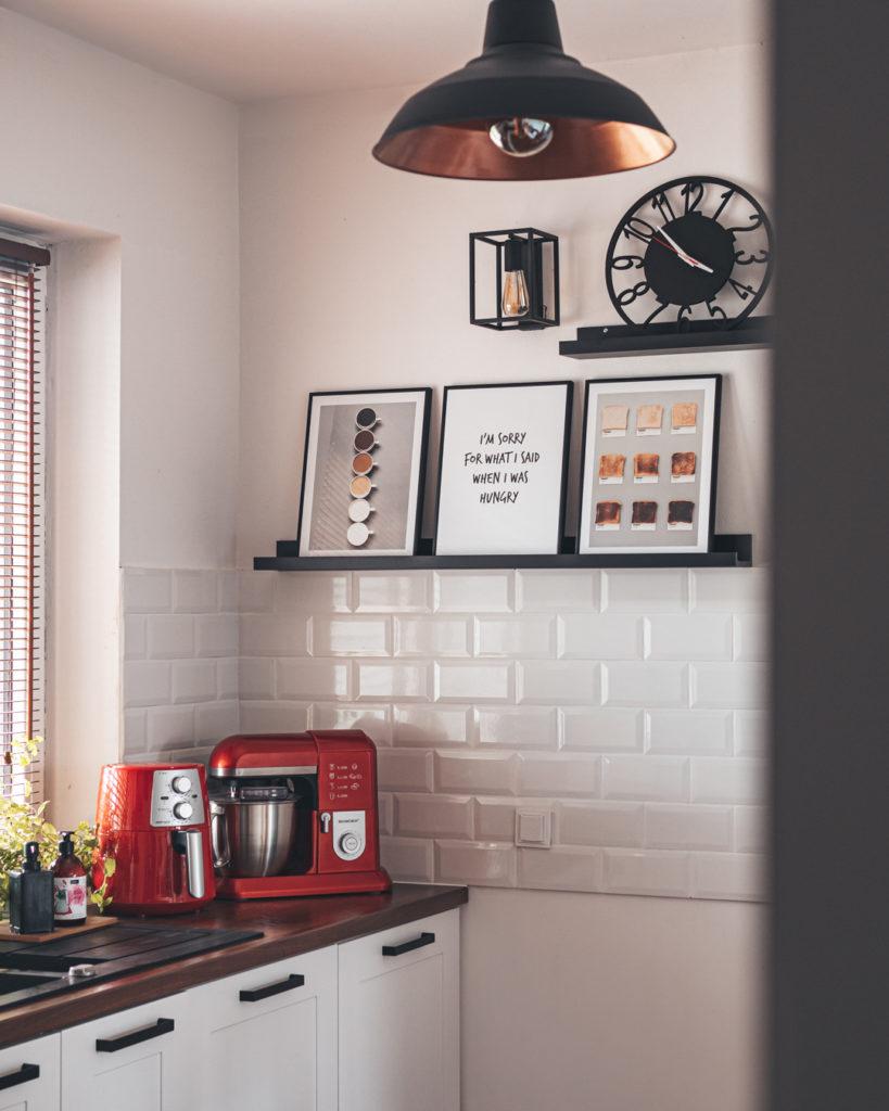 plakaty do kuchni industrialnej